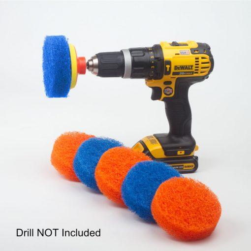 Scrubza on Drill