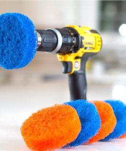 Scrubza Power Drill Scrubber